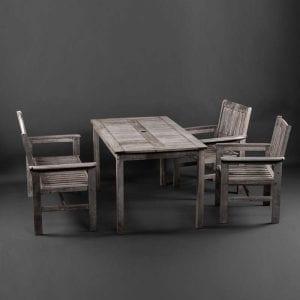 Garnitura SANJA sa visokim stolom VINTAGE 1 Akcije