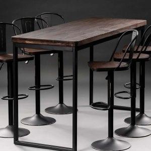 Rustika 180 3 Rustika, barski stol 180x70