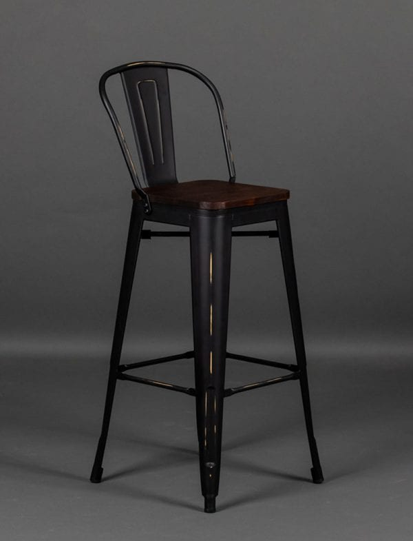 Rustika stolica 1 Rustika, barska
