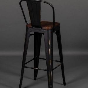 Rustika stolica 2 Rustika, barska