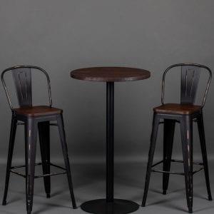 Rustika stolica 4 Rustika, barska