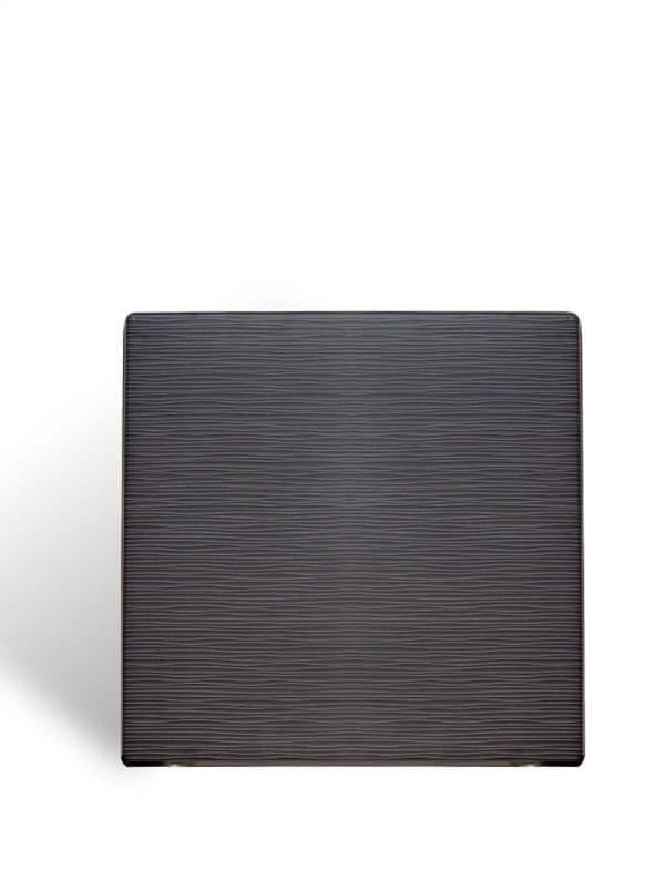 70x70 tamna Topalit, stolna ploča, 70x70 cm