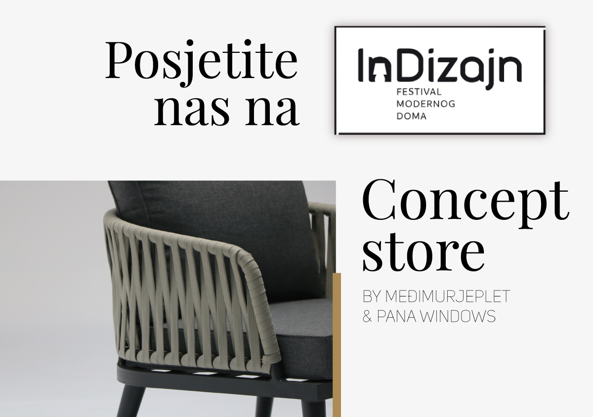 intro 1 Concept store by Međimurjeplet i Pana na InDizajnu u Areni Zagreb