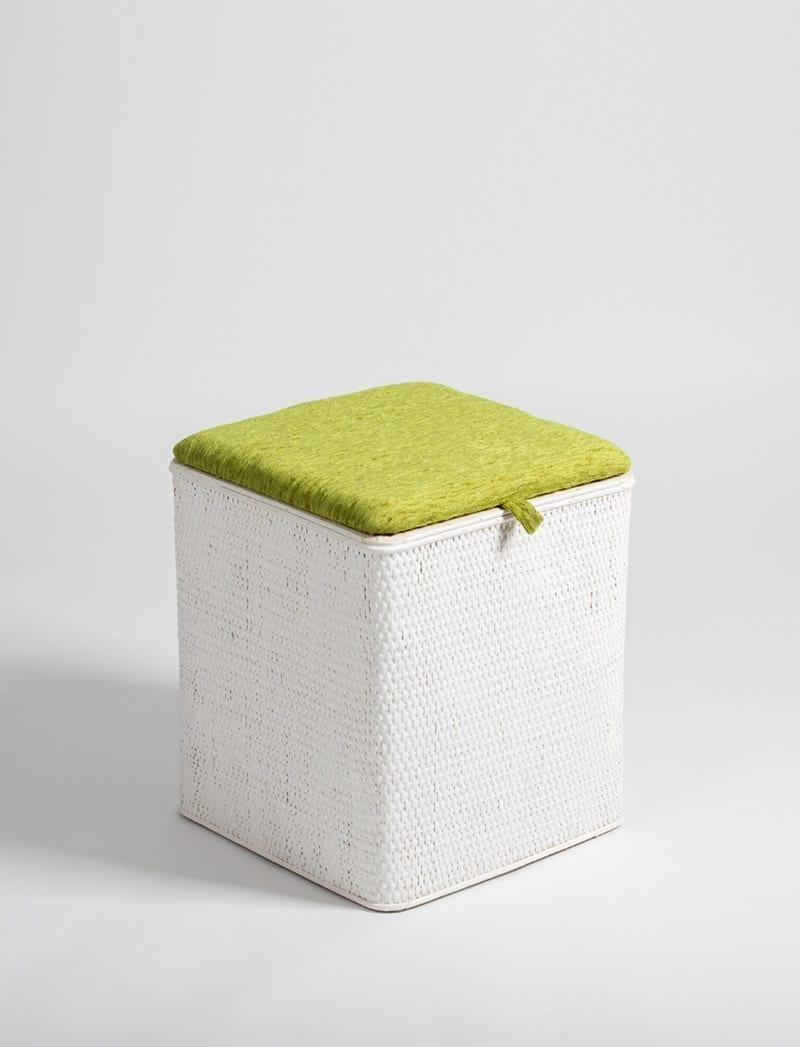 art 28 636 bijeli zelena 1 Košara za rublje, Art. 28/636
