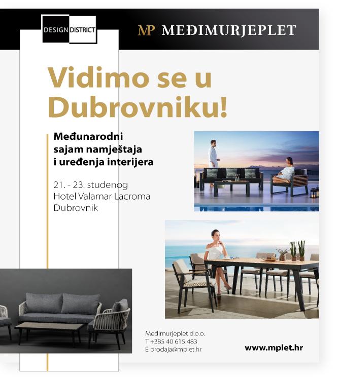 ePozivnica 1 Međimurjeplet na Design District-u u Dubrovniku