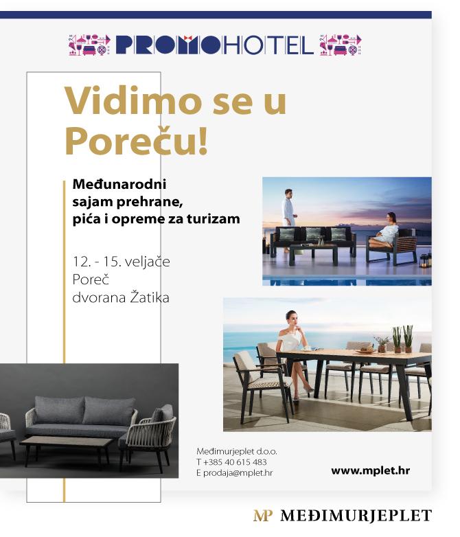 ePozivnica 1 Promo Hotel Poreč