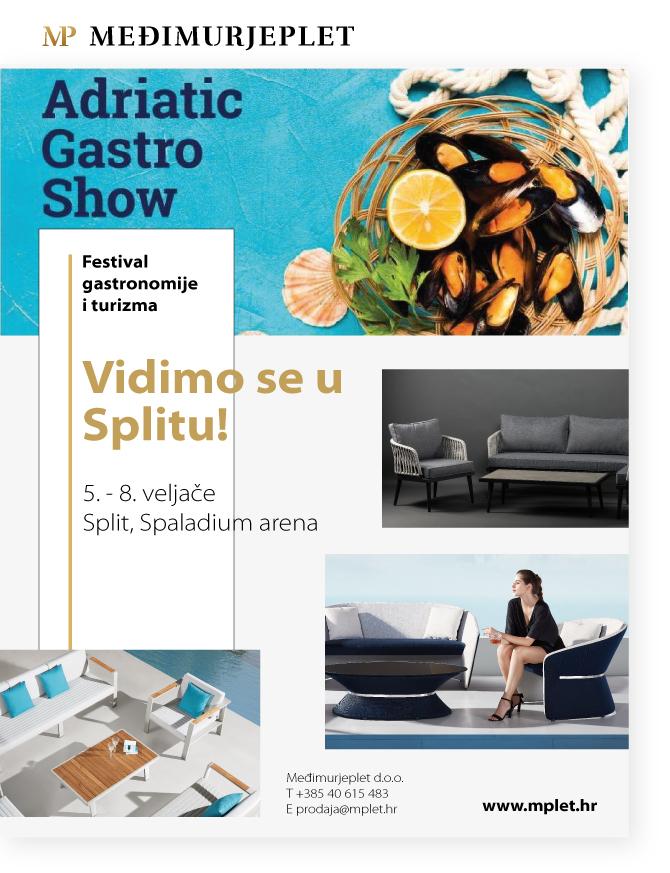 ePozivnica Adriatic Gastro Show