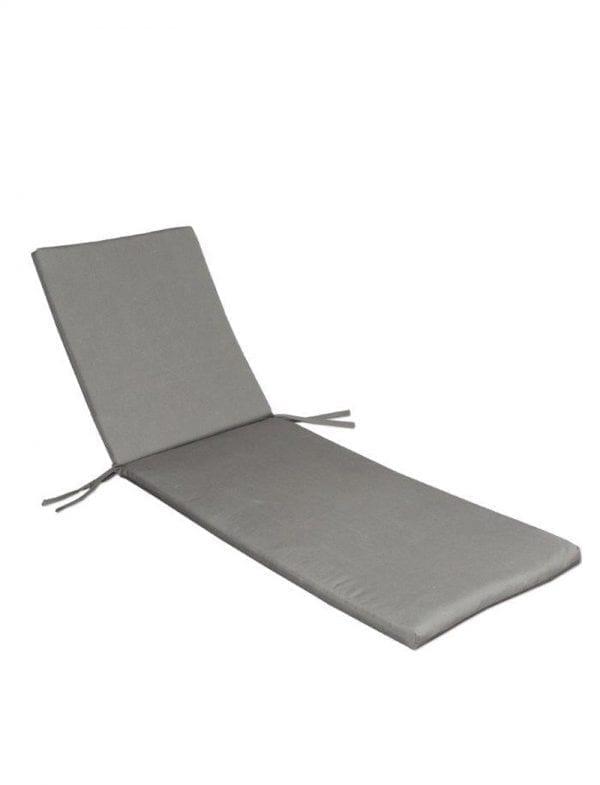 antracit siva Jastuk za ležaljku Sunce