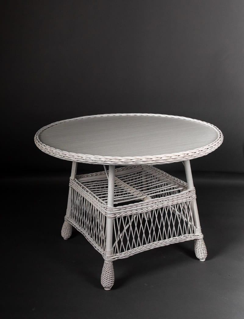 varsava stol Garnitura Varšava, bijela