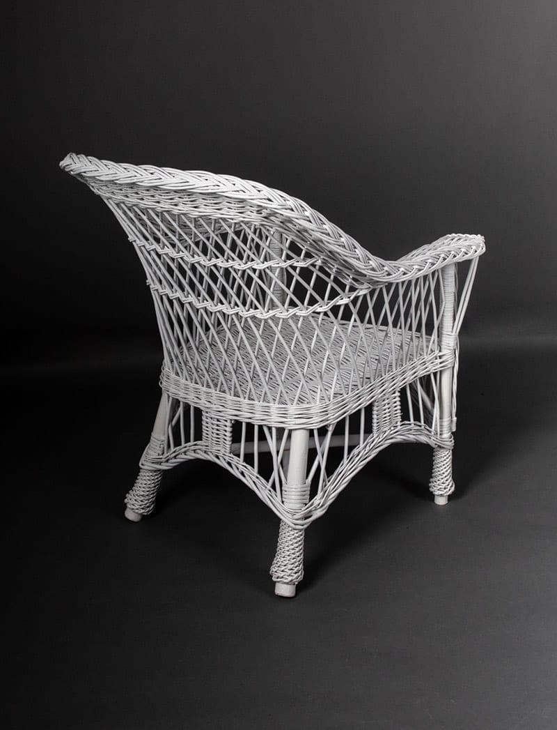 varsava stolica 2 1 Garnitura Varšava, bijela