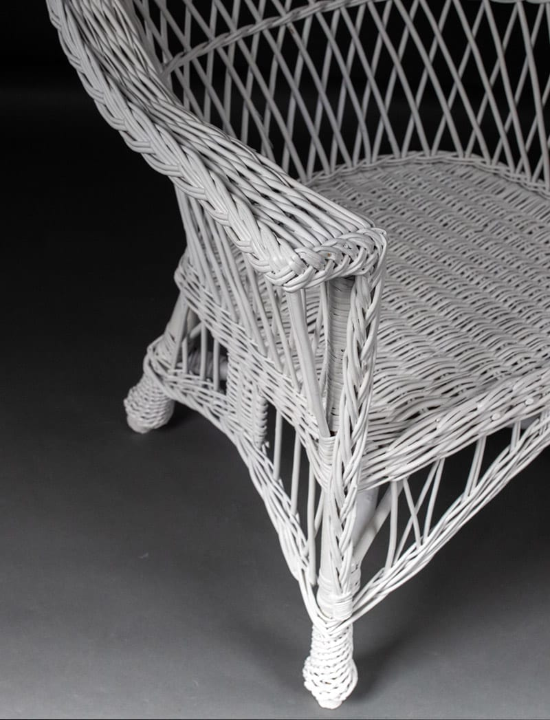 varsava stolica 3 Garnitura Varšava, bijela