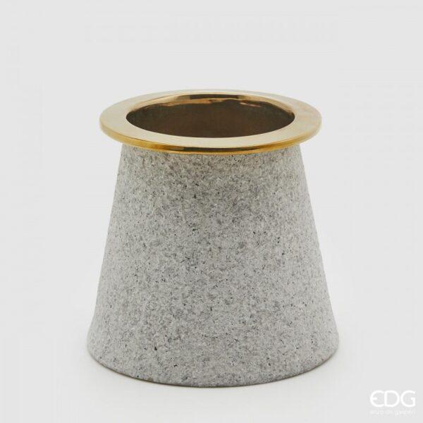 vaza cono 014750 Vaza Cono pietra